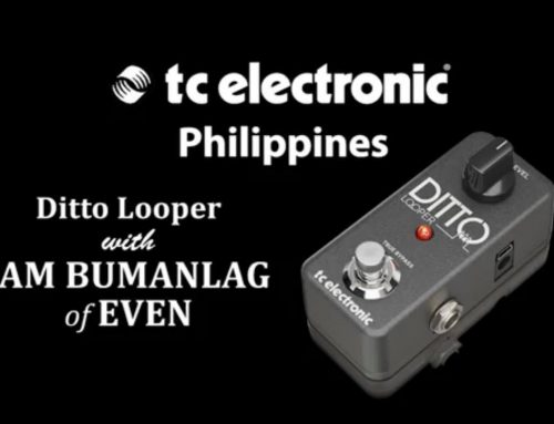 Watch Jam Bumanlag of EVEN show you how Ditto Looper can help you become a better guitar player!