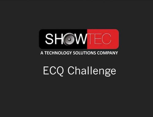 Showtec #ECQChallenge